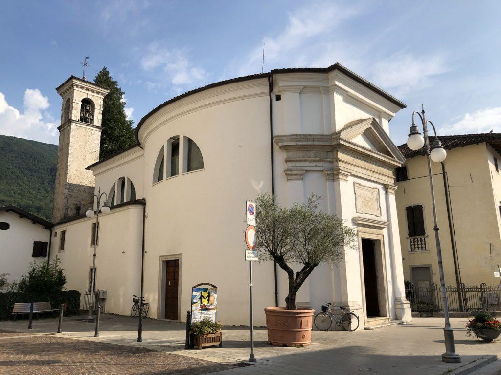 Chiesa dell'Immacolata Concezione - Maniago - Del Mistro ...
