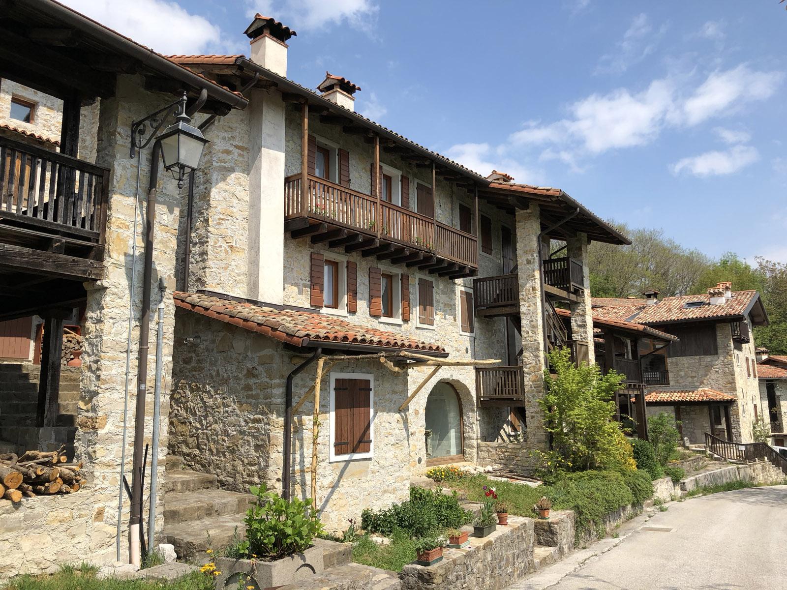 Borgo Valdestali - Frisanco - Del Mistro Giacobbe